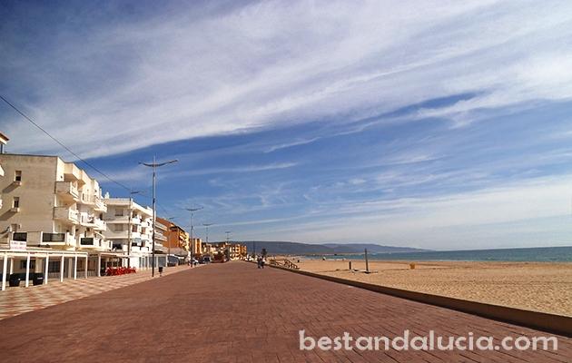 beach, barbate, spain, andalucia, costa de la luz