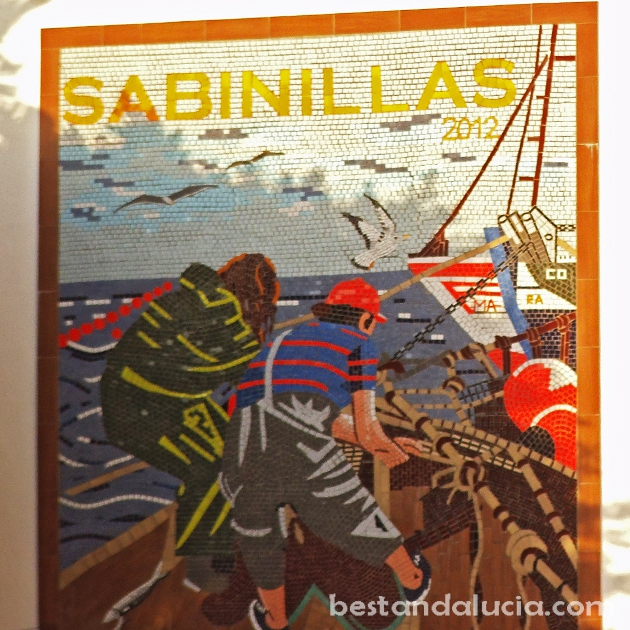 Sabinillas wall art