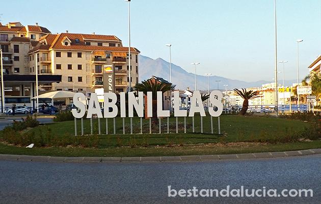 Sabinillas roundabout