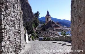 Zahara de la sierra, Andalusia, gaucin, pueblo, blanco, white, village, spain, andalucia