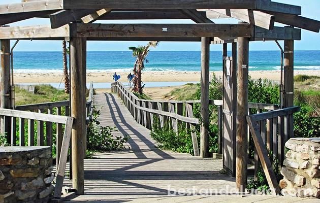 Los Lances, beach, Tarifa, Andalusia, spain, espana
