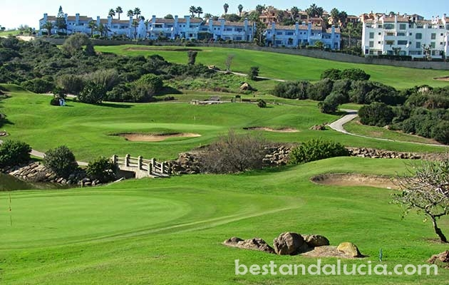 Best golf breaks in Andalucia