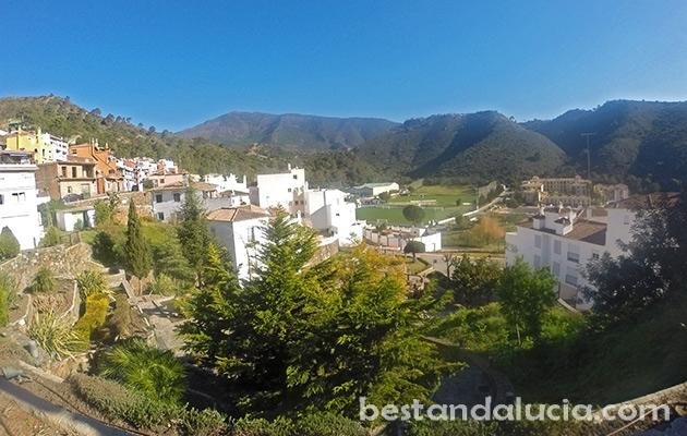 benahavis, pueblo, blanco, spain, andalusia, andalucia