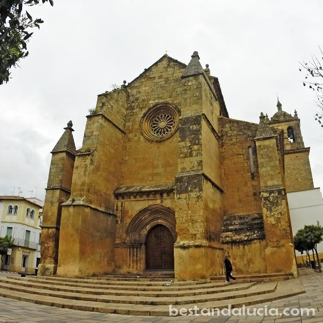 Santa Marina de Aguas Santas Church in Cordoba