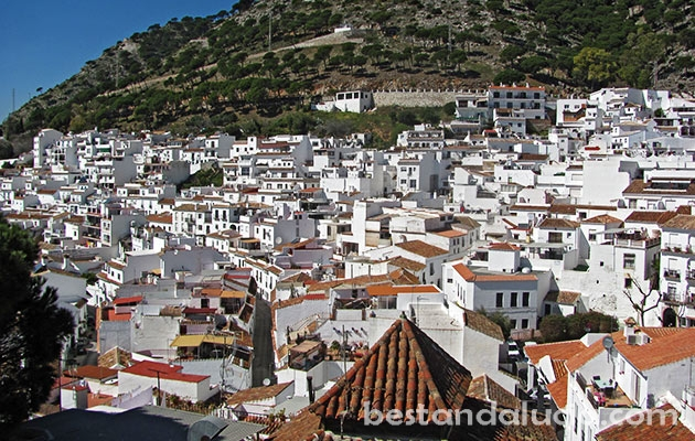 mijas, pueblo, blanco, white, village, Andalusia, spain, andalucia