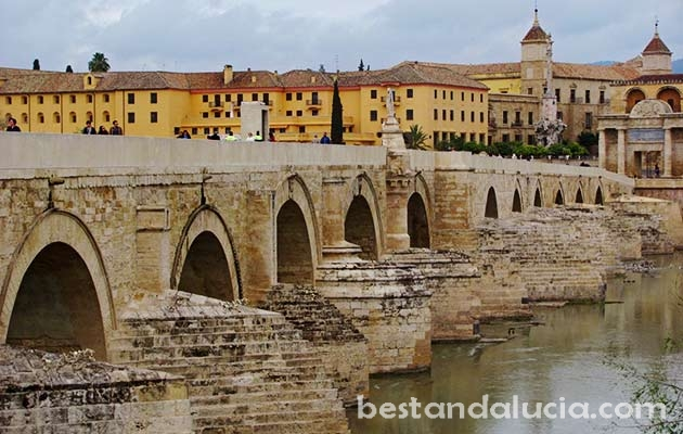 Cordoba, spain, andalusia, andalucia, best, bridge