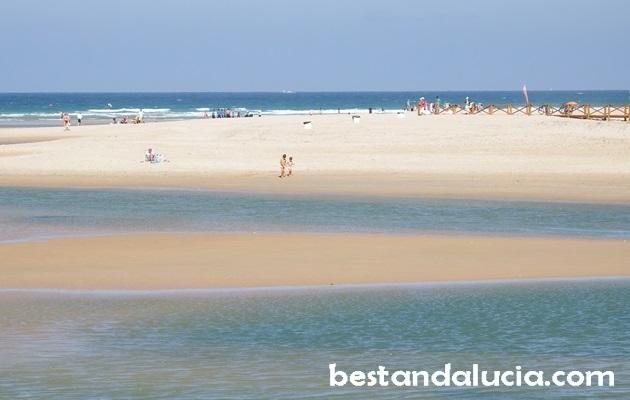 La Fontanilla beach