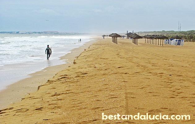 beach, El Portil, andalucia, spain, costa de la luz