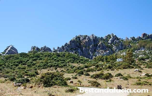 San Bartolo Crag, Tarifa, espana, climbing