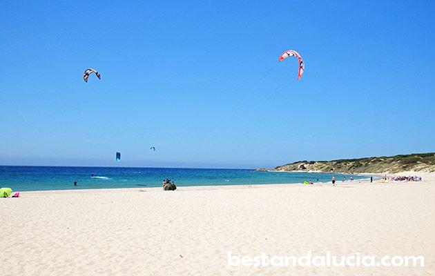 Playa de Valdevaqueros, beach, Tarifa, spain, espana, andaucia