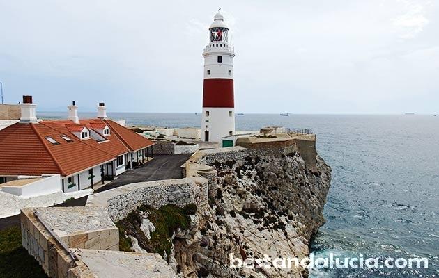 Europa Point, Lighthouse, Gibraltar, Europe,  uk, united kingdom, the rock,