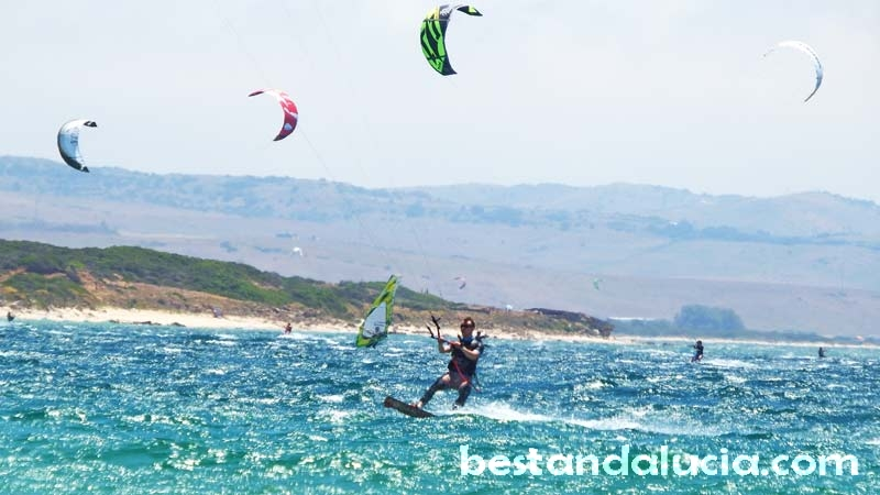 Best water sports in Andalucia