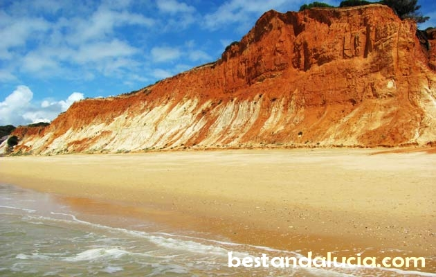 Best Beaches near Andalucia, Portugal